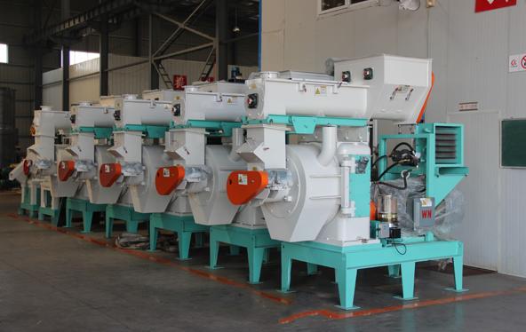 齐发机械生产基地