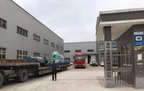 齐发机械—湖南削片、粉碎、制粒成套设备顺利发货