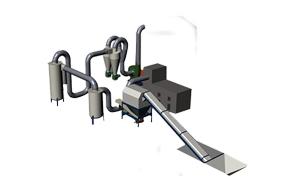 昆山气流式烘干机