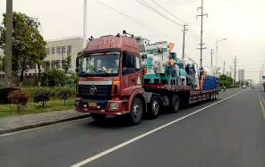 Jiangsu Danyang a project delivery status